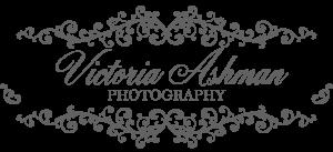 Victoia Ashman Photography Logo (dark Grey)