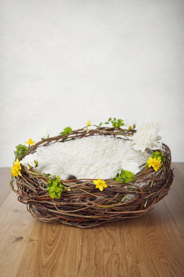 Easter digital backdrop